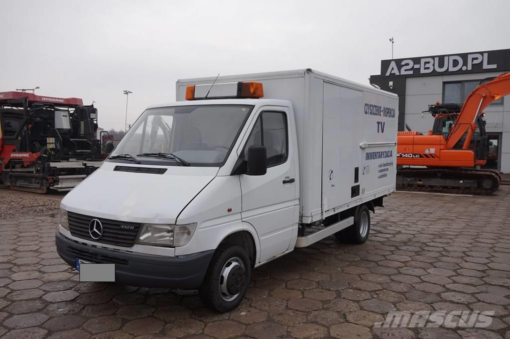 Mercedes-Benz SPRINTER 412 * WUKO *