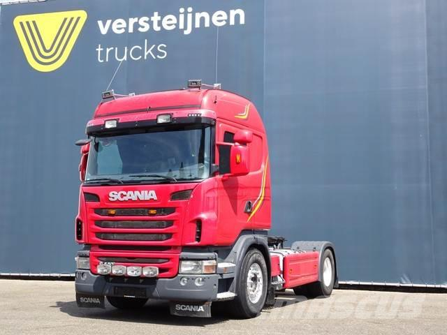 Scania G440 E5 / MANUAL / RETARDER / HYDRAULIC