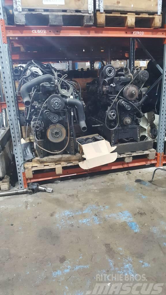 Sisu / Valmet / Valtra / Engine / Motor Several models