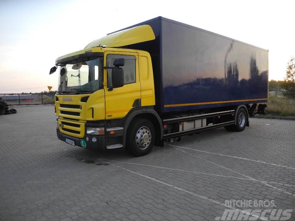 Scania R320