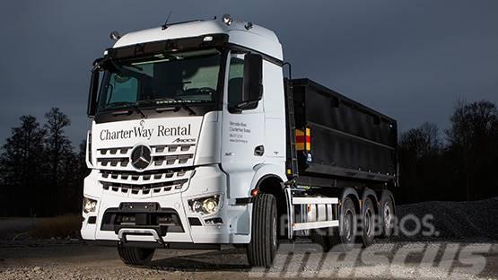 Mercedes-Benz Arocs 3251L - Lastväxlare - Tridem