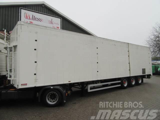 Serrus ALGW 39 94M3 Cargo Floor
