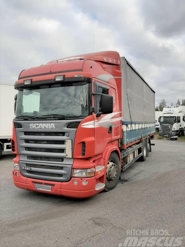 Scania R420 LB
