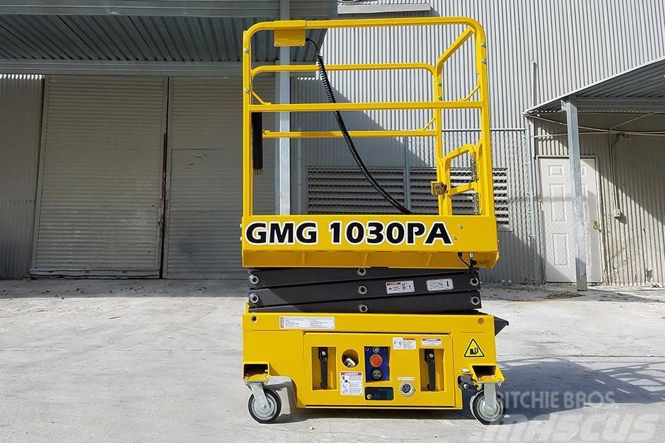 [Other] GMG 1030-PA sakselift 5 m arb. høyde (SOLGT)