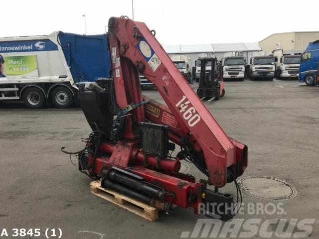 HMF 1460-K2 Autolaadkraan