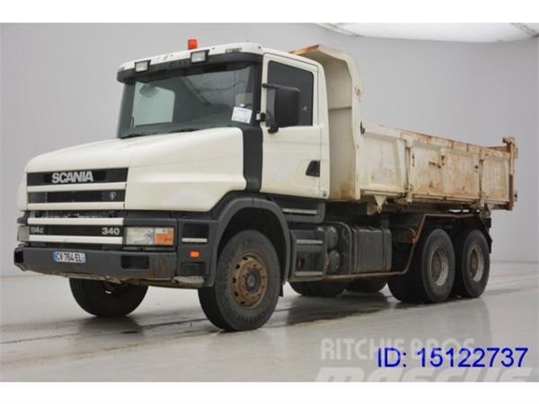 Scania T114.340-6X4