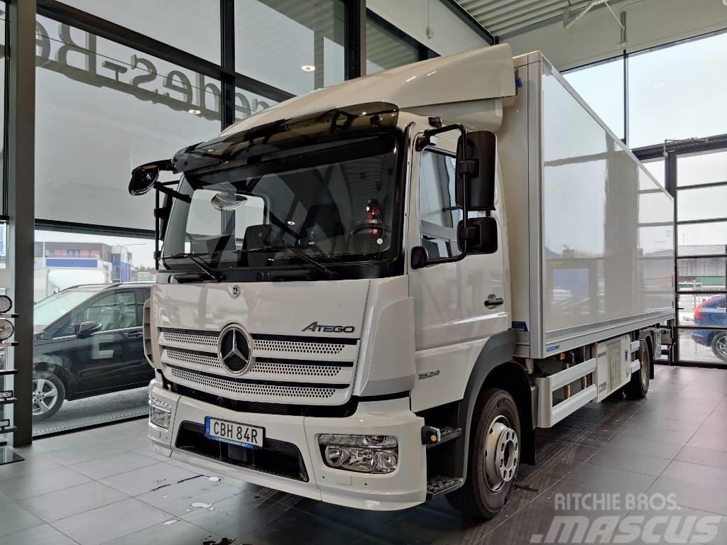 Mercedes-Benz Atego 1524 kylbil omgående leverans