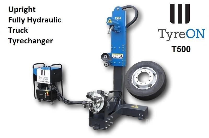 TyreOn T500 19 - 26 Inch Upright Truck Tyrechanger