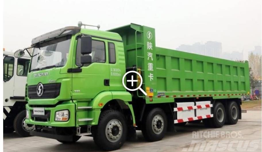 Shacman dump truck 2021