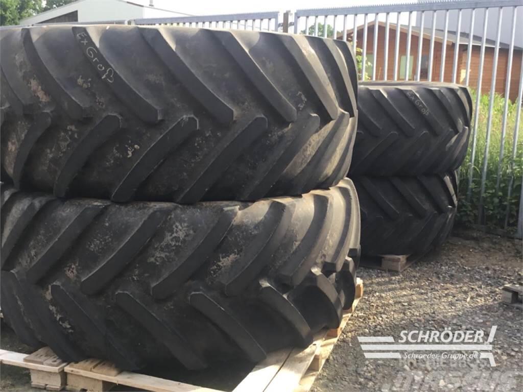 Michelin 2X DECKEN 710/60 R34