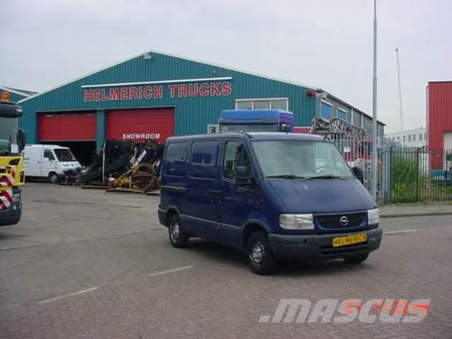 Opel Movano 2.5 D 2.8 T L1 H1 59 KW