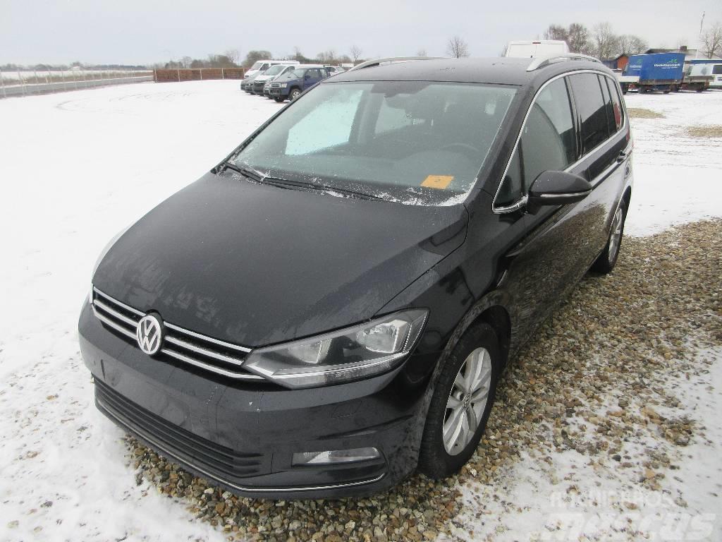 Volkswagen Touran 1,6 TDI BMT SCR 115