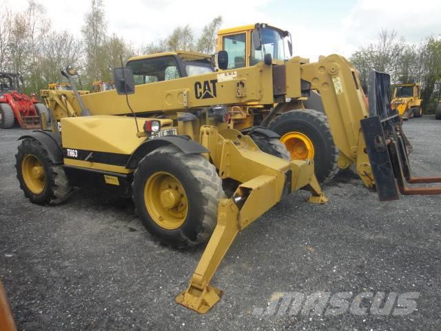 Caterpillar TH 83