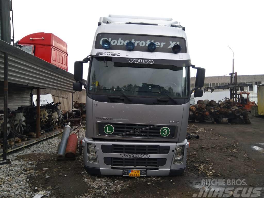 Volvo FH12.460; D12D