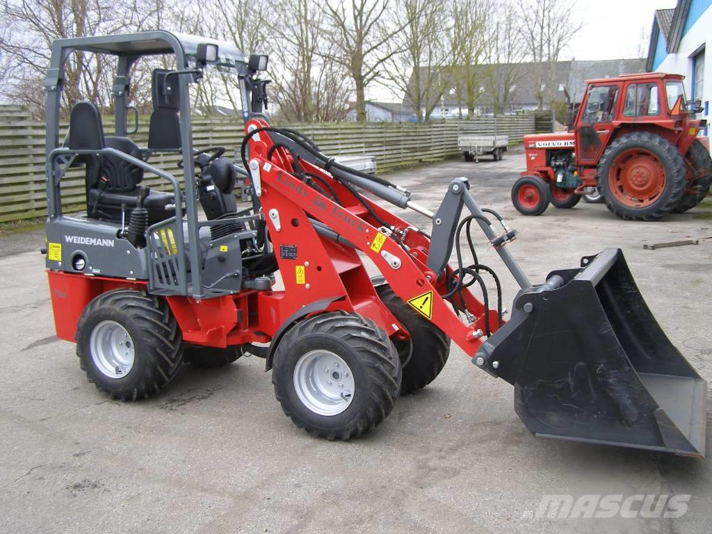 Weidemann 1140 Plus