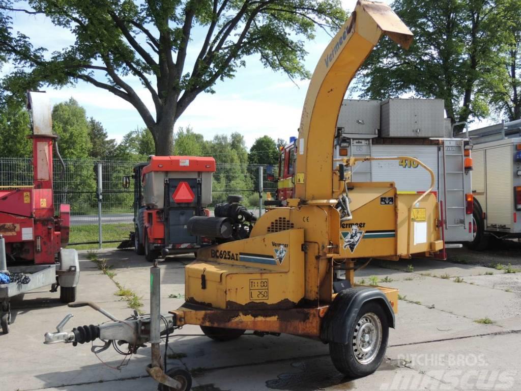 Vermeer BC625AI rębak mobilny
