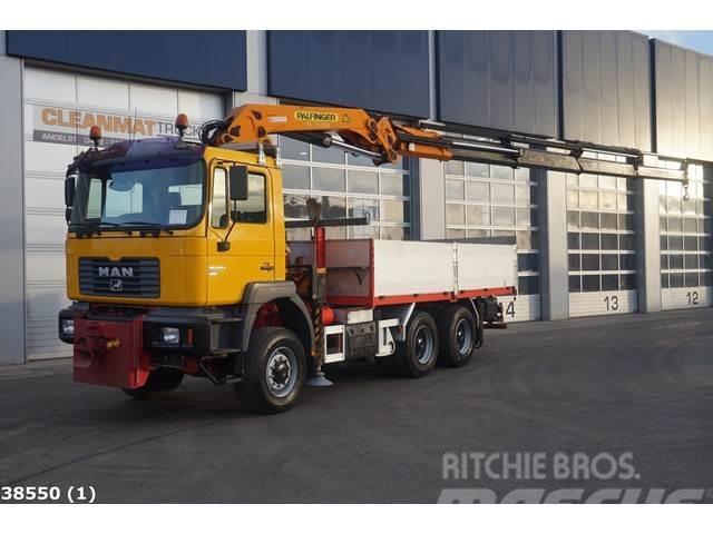 MAN 27.464 DFA 6x6 Intarder Palfinger 35 ton/meter laa