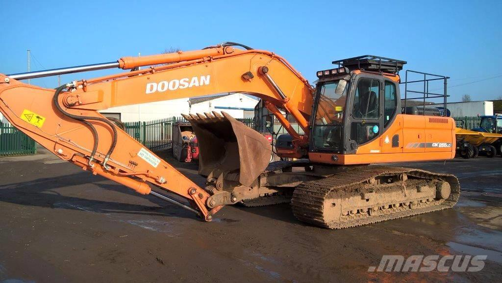 Doosan DX 255 LC-3