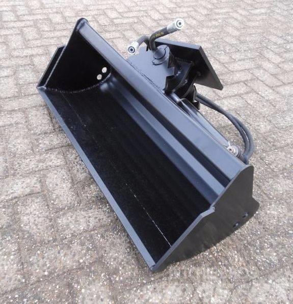 [Other] BBT Baggerschaufel Universal-Anbauplatte 140cm