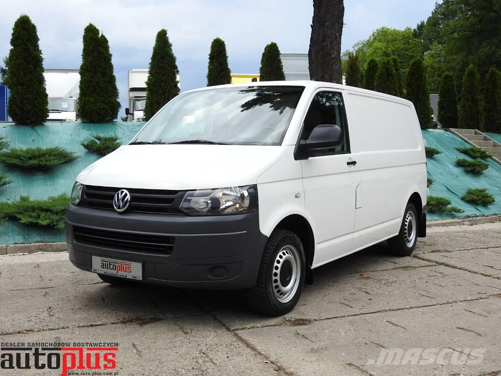volkswagen transporter furgon blaszak van occasion prix 9 516 ann e d 39 immatriculation 2011. Black Bedroom Furniture Sets. Home Design Ideas
