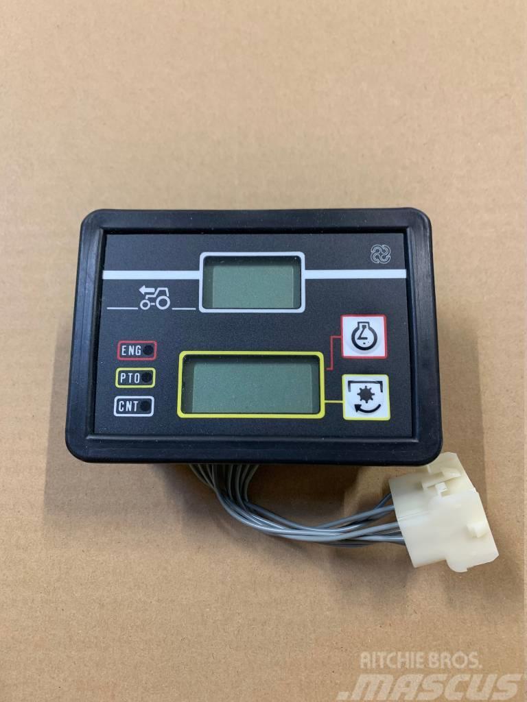 Same Deutz-Fahr Instrument RPM - 0.008.1525.0/10