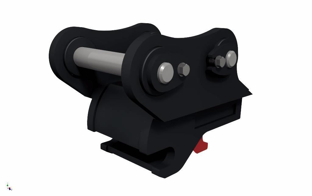 [Other] Szybkozłącze hydrauliczne CADmet Na sworznie 60
