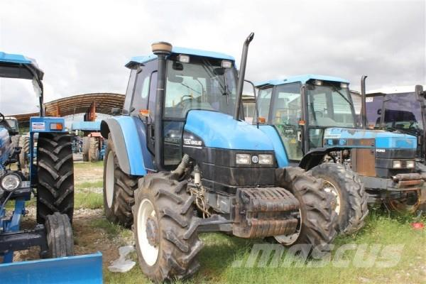 New Holland TS90, 2001, Traktorer