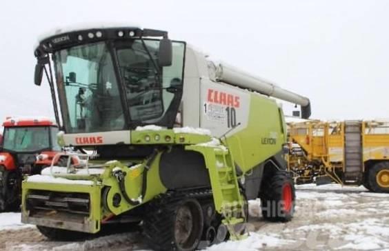 CLAAS Lexion 760 TT c56