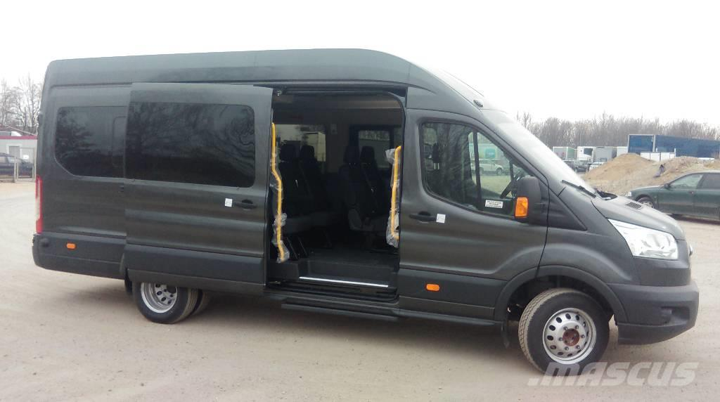 Ford Transit 460 on stock !!