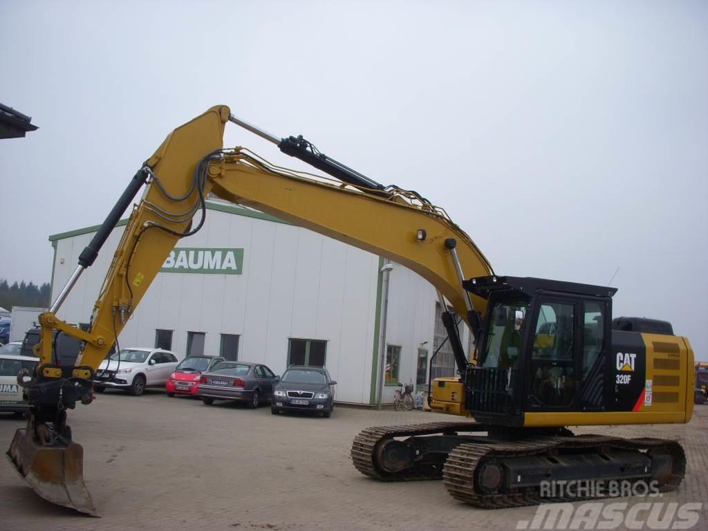 Caterpillar 320 F L (12001133) MIETE RENTAL