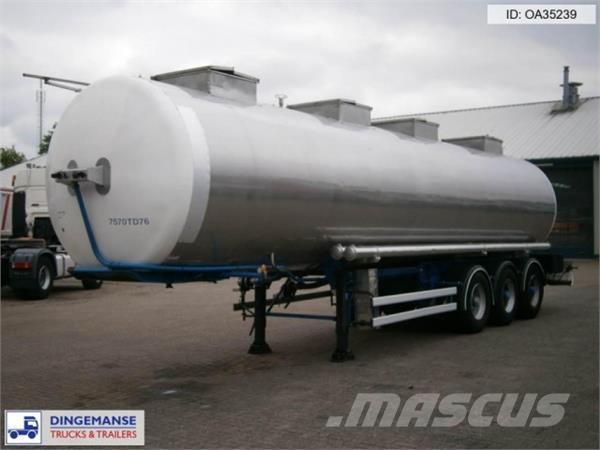 [Other] BSLT Chemical tank 33.7 m3 / 4 comp.