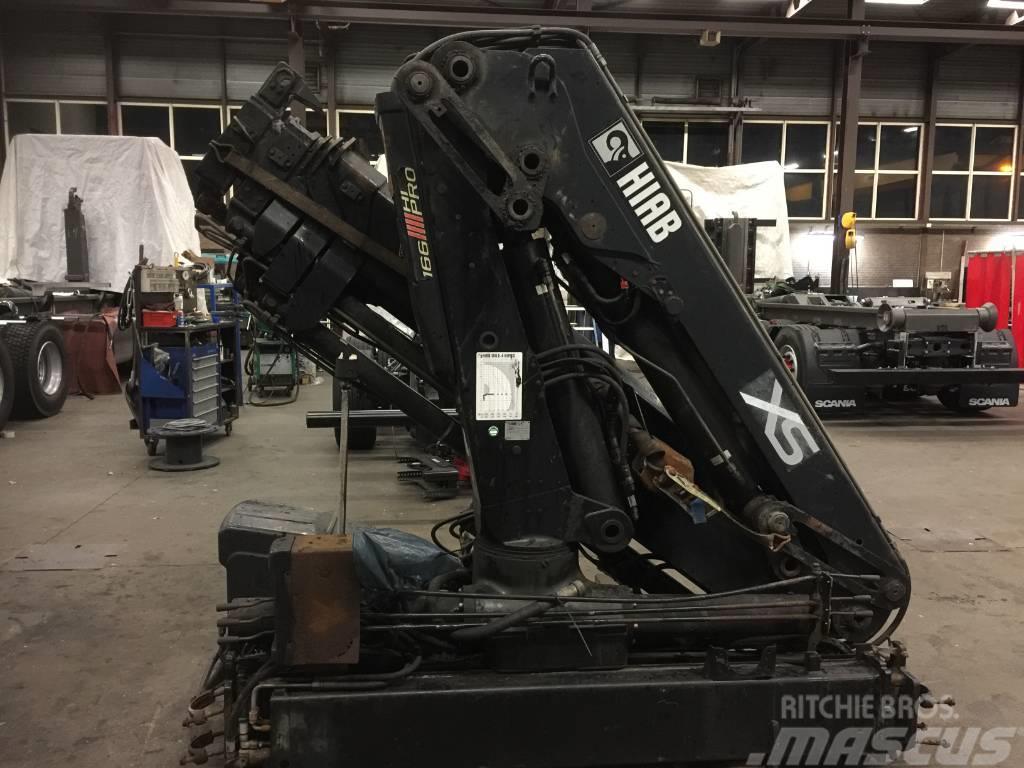 Hiab XS 166 E-4 Hi Pro