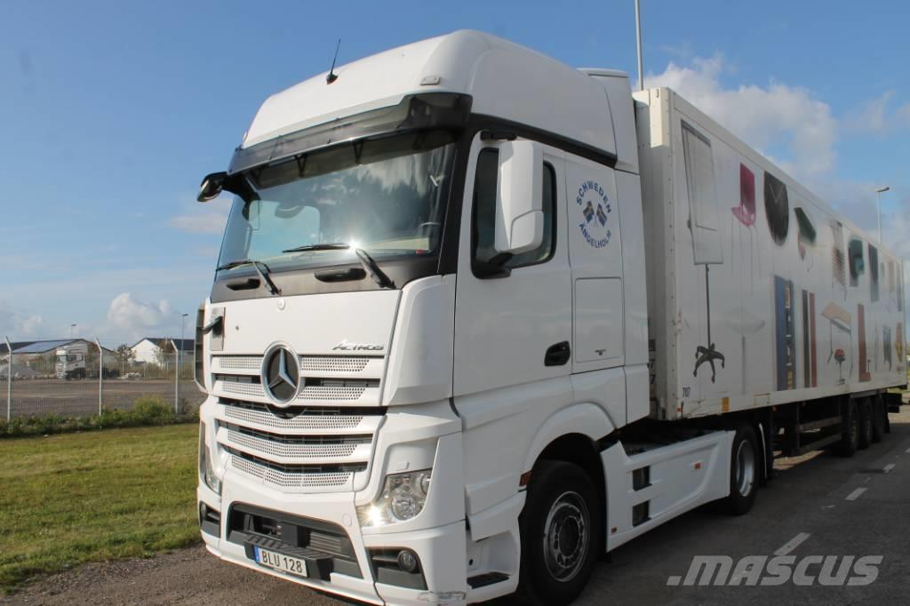 Mercedes-Benz 963-4-A ACTROS