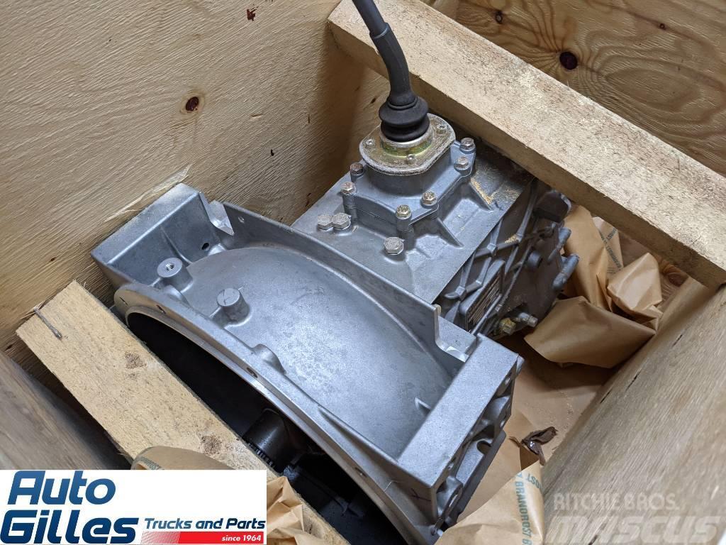ZF S5-42 Ecolite LKW Getriebe