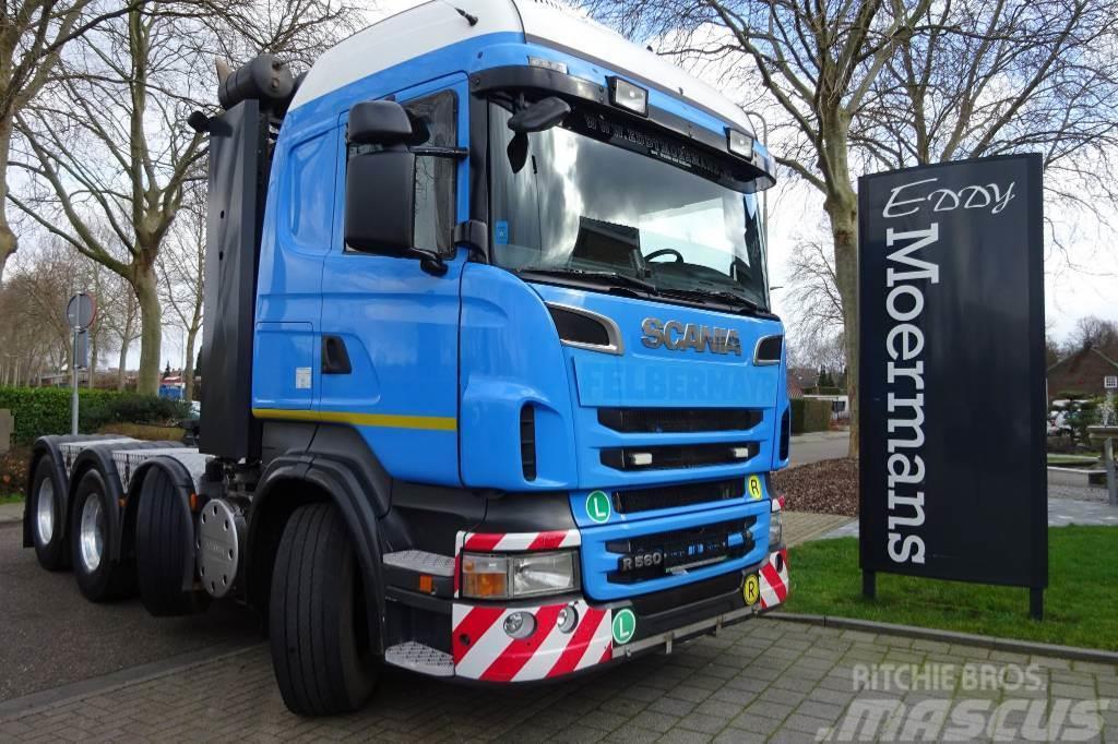 Scania R560 Highline 8x4 150 Tons !!!