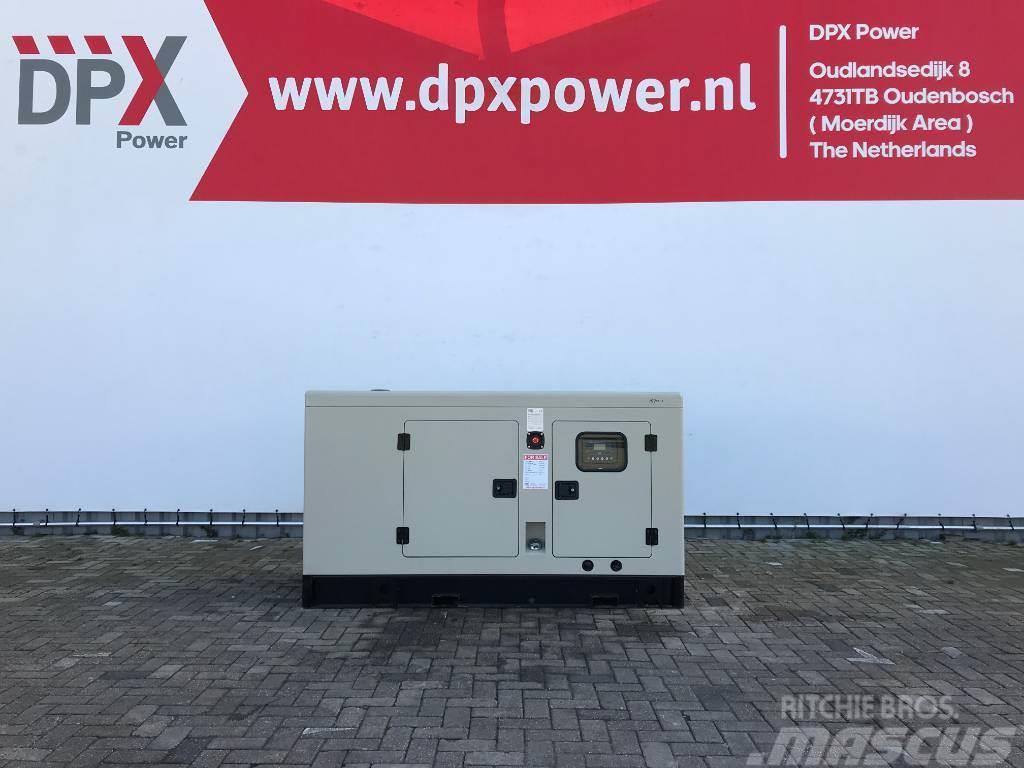 Ricardo R4105ZD - 50 kVA Generator - DPX-19705