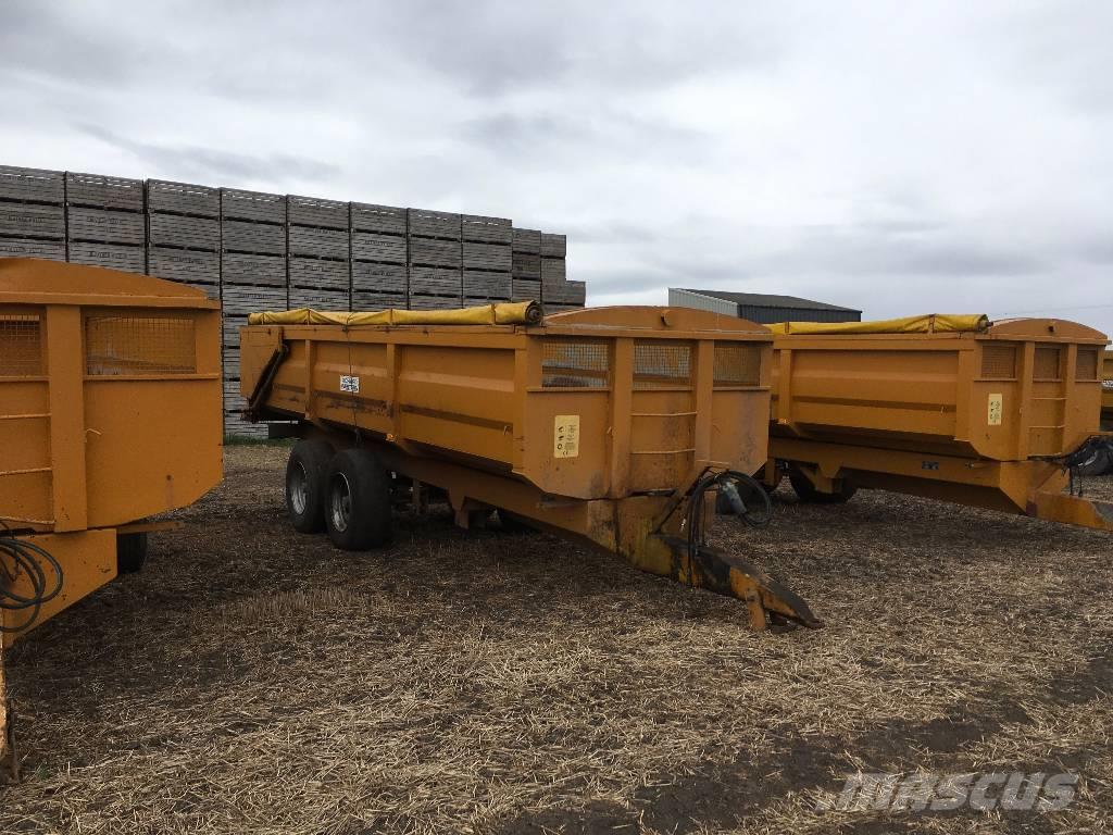 Richard Western 18.2t Root Trailer - Super Singles - Choice of 6