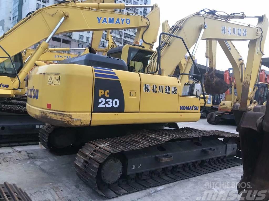 Komatsu PC230LC-8  PC240LC-8液压挖掘机