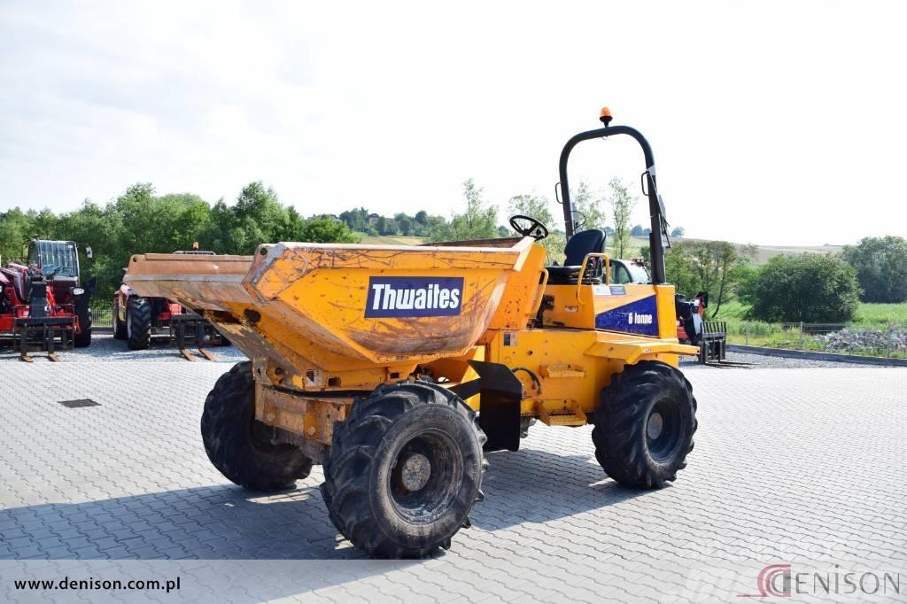 Thwaites Thwaites 6 ton Swivel Terex PS6000