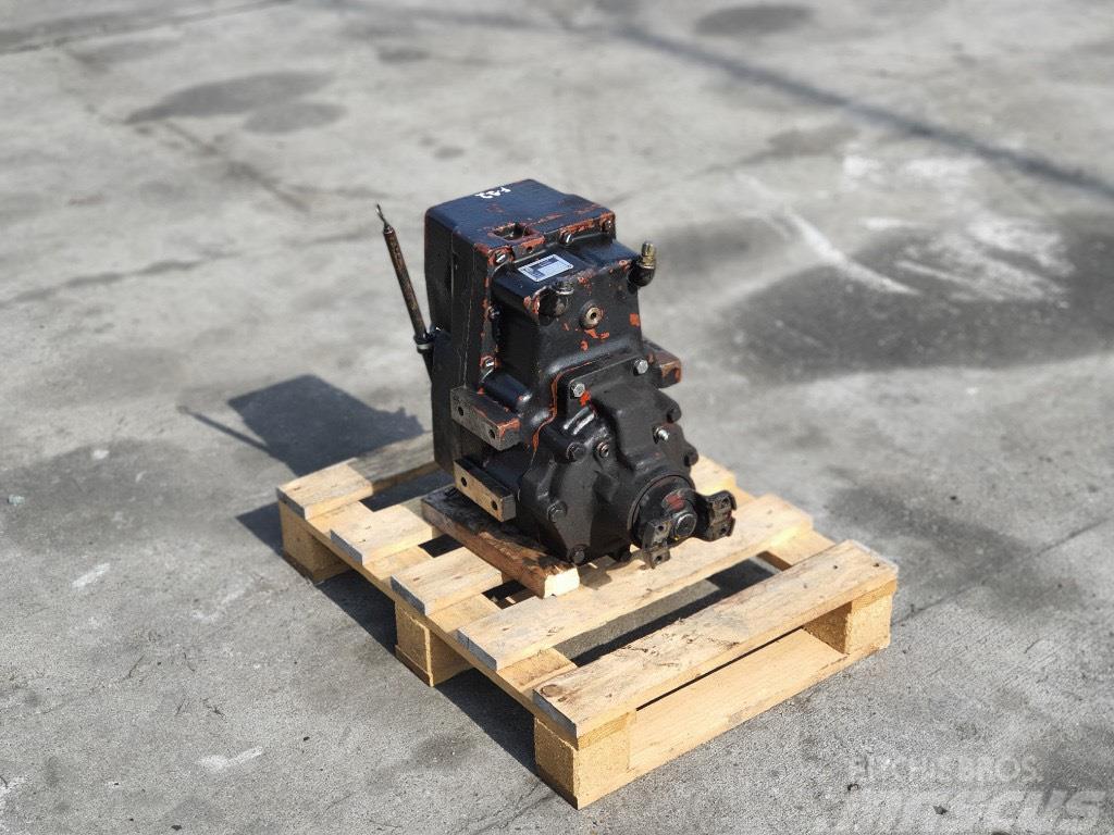 Timberjack 1270 transmission naf