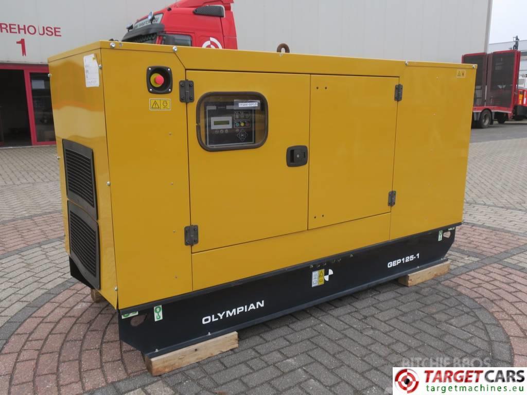 Olympian GEP-125 Diesel Generator 110KVA 400V New Unused