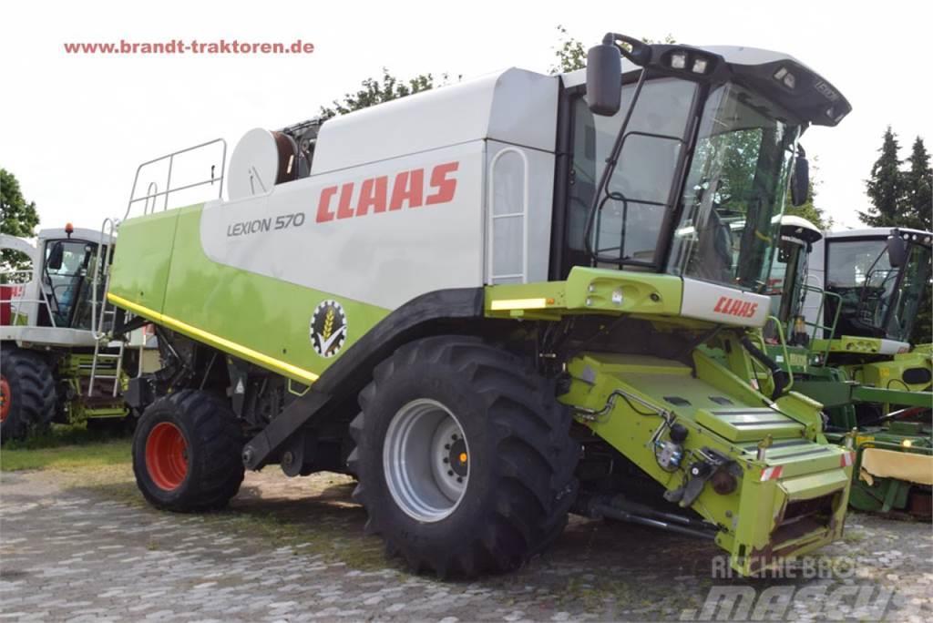 CLAAS Lexion 570 *3-D*