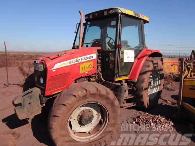 Massey Ferguson MF5445C 4x4 Tractor