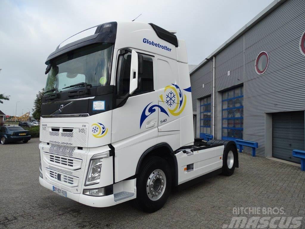 Volvo FH4-540 / GLOBETROTTER / AUTOMATIC / RETARDER / I-