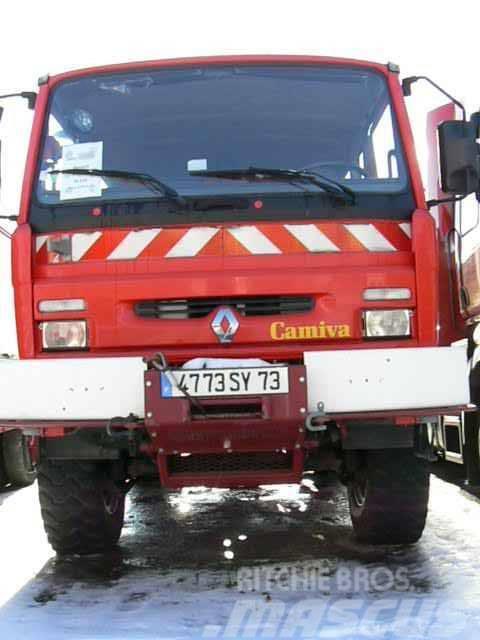 Renault Midliner 210 Pożarniczy