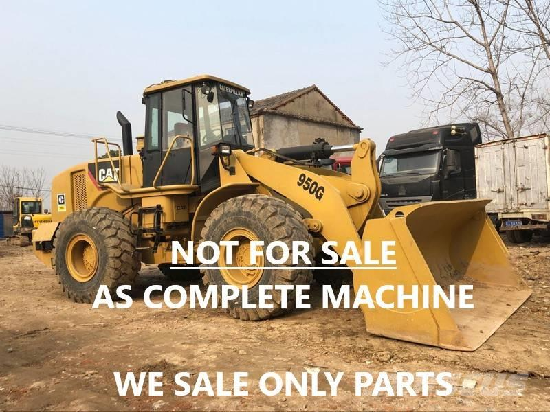 Caterpillar WHEEL LOADER 950G ONLY FOR PARTS