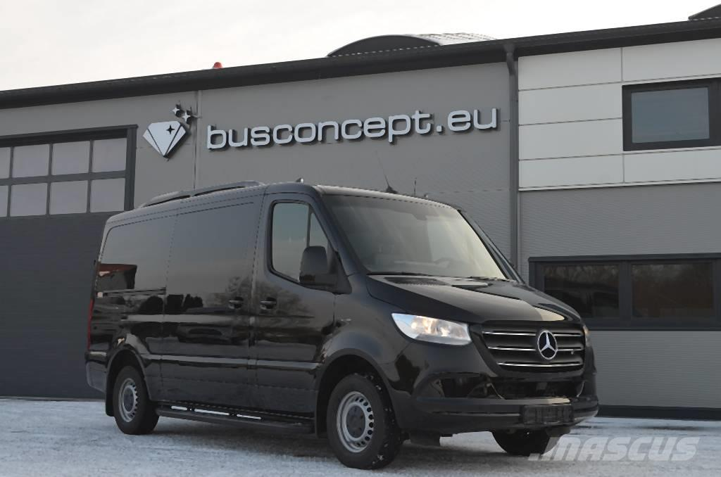 mercedes benz sprinter 316 cdi mini bus year of manufacture 2019 mascus uk. Black Bedroom Furniture Sets. Home Design Ideas