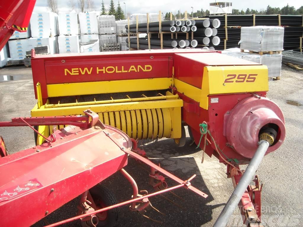 New Holland 295 kovapaalain