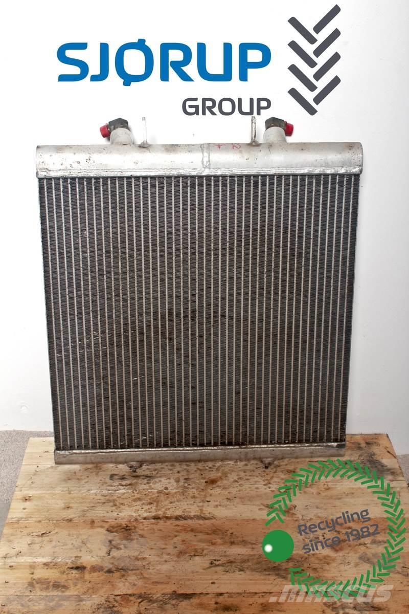 CLAAS Ares 836 Oil Cooler