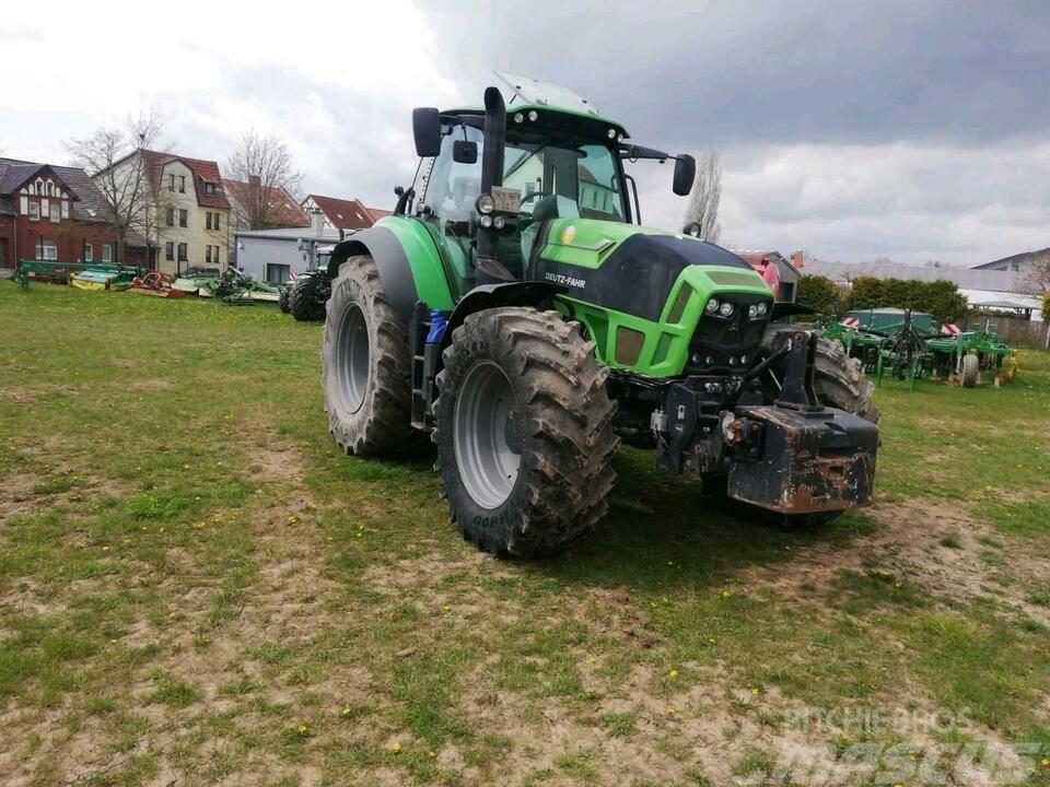 Deutz AGROTRON TTV 7250